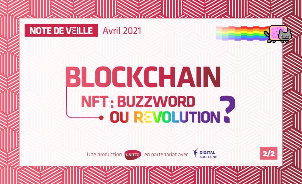 Vignette blockchain - nft